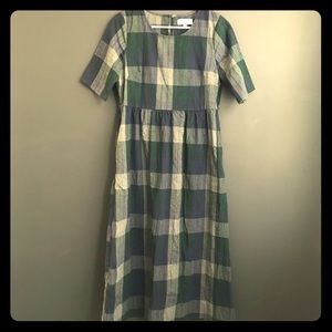Piper and Scoot maxi dress